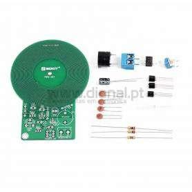 Kit Detector de Metais DC 3V - 5V 60mm