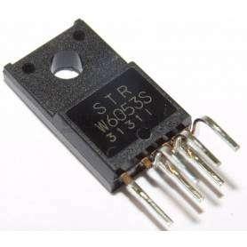 Circuito Integrado STRW6053S, STRW6053N