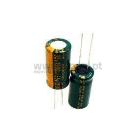 Condensador Electrolítico 1500uf 35V