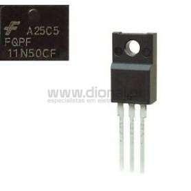 FQPF11N50CF