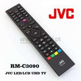COMANDO TV JVC RM-C3090
