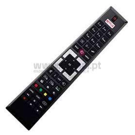 COMANDO TV SABA RCA-4995