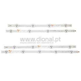 TIRAS LED LG 37 ROW 2.1, 6916L-1137A, 6916L-1138A, 6916L-1139A, 6916L-1140A
