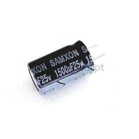 Condensador Electrolítico 1500uf 25V