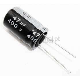 Condensador Electrolítico 47uf 400V