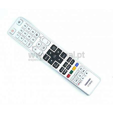 COMANDO ORIGINAL TV TOSHIBA CT-8035