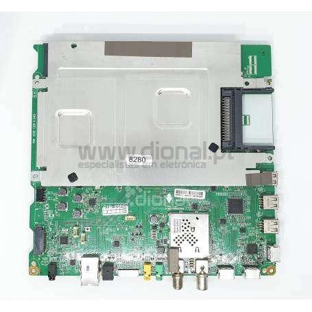 MAINBOARD  LG EAX66085704 1.1, EBT62954333