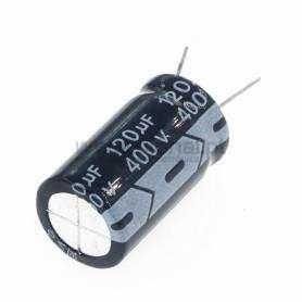 Condensador Electrolítico 120uf 400V