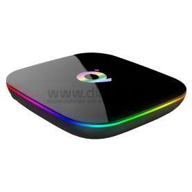 ANDROID TV BOX Q PLUS 4G RAM+32G 6K