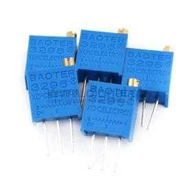 Potenciómetro Ajustável Multi-Volta 1K