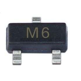 TRANSÍSTOR SMD M6, SOT-23 S9015