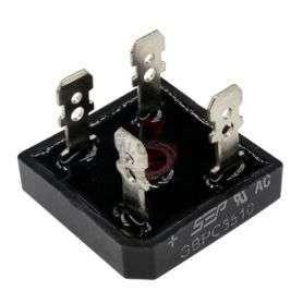 PONTE RETIFICADORA 35A 1000V GBPC3510