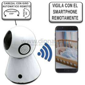 CÂMERA SMART WIFI 2.0MP