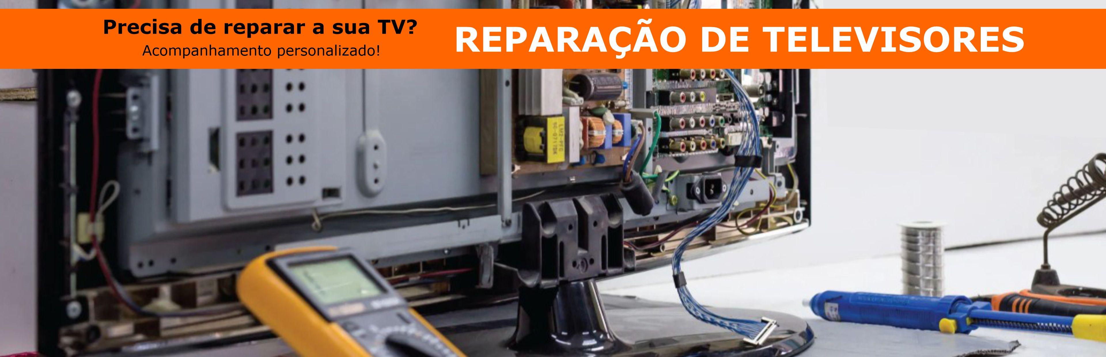 REPARAÇÃO TV